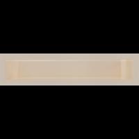 Kratka kominkowa LUFT kremowy 9x40