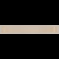 Kratka kominkowa LUFT kremowy 9x60