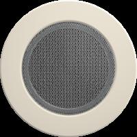 Kratka okrągła kremowa fi 125