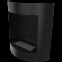 Biokominek wiszący AF czarny z certyfikatem TÜV