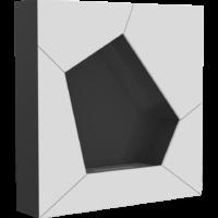 Biokominek wiszący BALL z certyfikatem TÜV