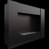 Biokominek wiszący BRAVO 2 czarny z certyfikatem TÜV