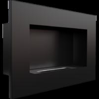 Biokominek wiszący DELTA czarny z certyfikatem TÜV