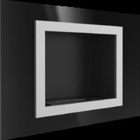 Biokominek wiszący OSCAR czarny z certyfikatem TÜV