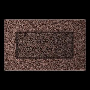Kratki prostokątne Kratka miedziana 11x17