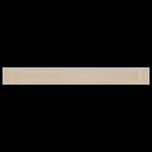 Kratka kominkowa LUFT SF kremowy 9x80
