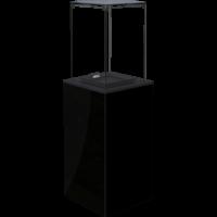 ogrzewacze ogrodowe PATIO MINI M panel czarny