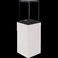 Ogrzewacze ogrodowe PATIO M panel biały