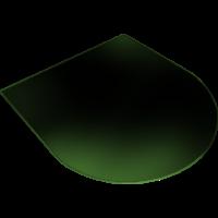 Osprzęt Podstawa szklana ATHINA