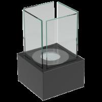 Biokominki wolnostojące TANGO 1 czarny