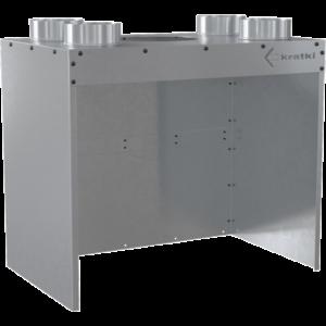 akcesoria Dystrybutor 4x125 ERYK do samodzielnego montażu