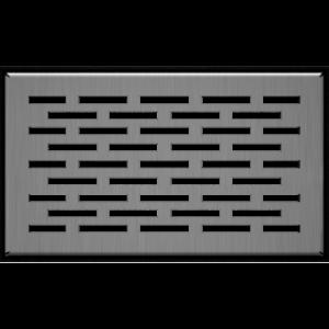 kratki podłogowe Kratka FLOOR szlifowana 11x17