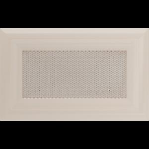 Kratki prostokątne Kratka Oskar kremowa 11x17
