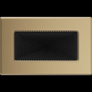 Kratki prostokątne Kratka złoto galwaniczne 11x17