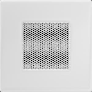 Kratki prostokątne Kratka biała 11x11