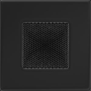 Kratki prostokątne Kratka czarna 11x11