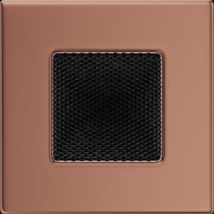 Kratki prostokątne Kratka miedź galwaniczna 11x11