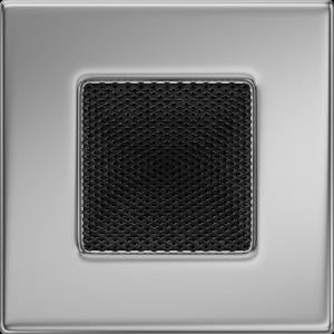 Kratki prostokątne Kratka niklowana 11x11