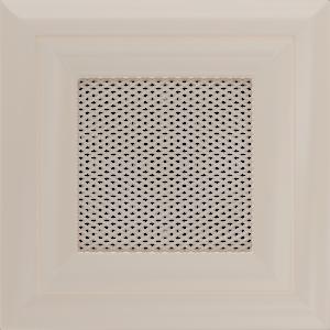 Kratki prostokątne Kratka Oskar kremowa 11x11
