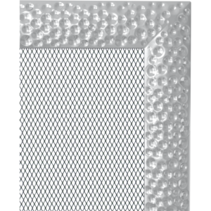 Kratki prostokątne Kratka Venus niklowana 17x49