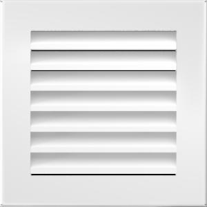 Kratki prostokątne Kratka FRESH biała 17x17