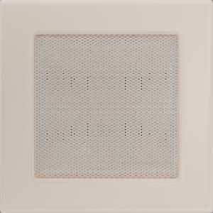 Kratki prostokątne Kratka kremowa 17x17