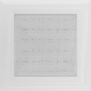 Kratki prostokątne Kratka Oskar biała 17x17