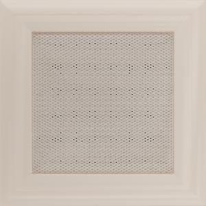 Kratki prostokątne Kratka Oskar kremowa 17x17