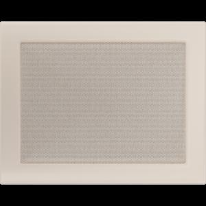 Kratki prostokątne Kratka kremowa 22x30