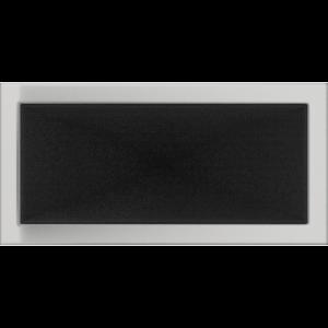 Kratki prostokątne Kratka szlifowana 22x45
