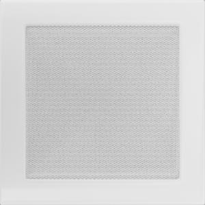 Kratki prostokątne Kratka biała 22x22