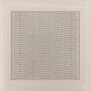 Kratki prostokątne Kratka Oskar kremowa 22x22