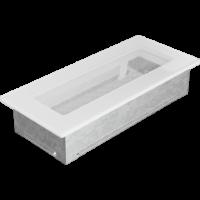 Kratki prostokątne Kratka biała 11x24