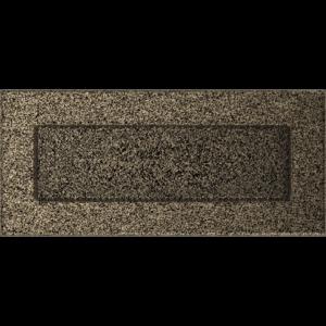 Kratki prostokątne Kratka czarno-złota 11x24