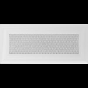 Kratki prostokątne Kratka Oskar biała 11x24