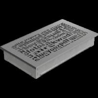 kratki ozdobne Kratka ABC granito 17x30