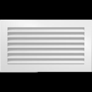 Kratki prostokątne Kratka FRESH biała 17x30