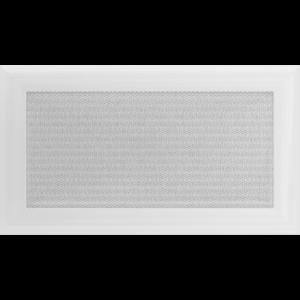 Kratki prostokątne Kratka Oskar biała 17x30