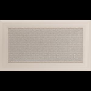 Kratki prostokątne Kratka Oskar kremowa 17x30