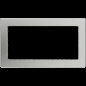 Kratki prostokątne Kratka szlifowana 17x30