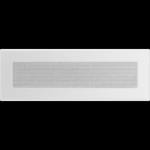 Kratki prostokątne Kratka biała 11x32