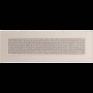 Kratki prostokątne Kratka kremowa 11x32