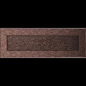 Kratki prostokątne Kratka miedziana 11x32