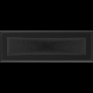 Kratki prostokątne Kratka Oskar czarna 11x32