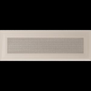 Kratki prostokątne Kratka Oskar kremowa 11x32