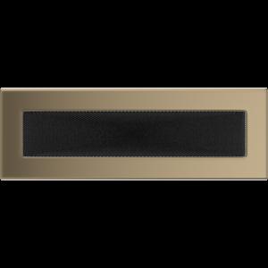 Kratki prostokątne Kratka złoto galwaniczne 11x32