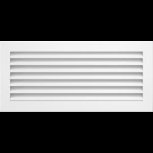 Kratki prostokątne Kratka FRESH biała 17x37