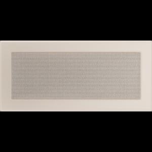 Kratki prostokątne Kratka kremowa 17x37