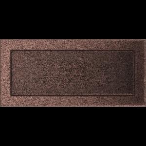Kratki prostokątne Kratka miedziana 17x37