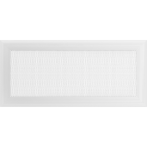 Kratki prostokątne Kratka Oskar biała 17x37